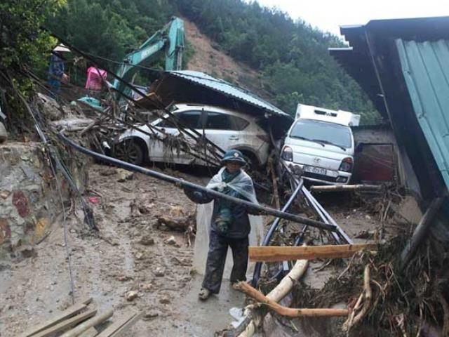Mưa lũ ở Lai Châu: 31 người chết và mất tích, thiệt hại gần 500 tỷ đồng