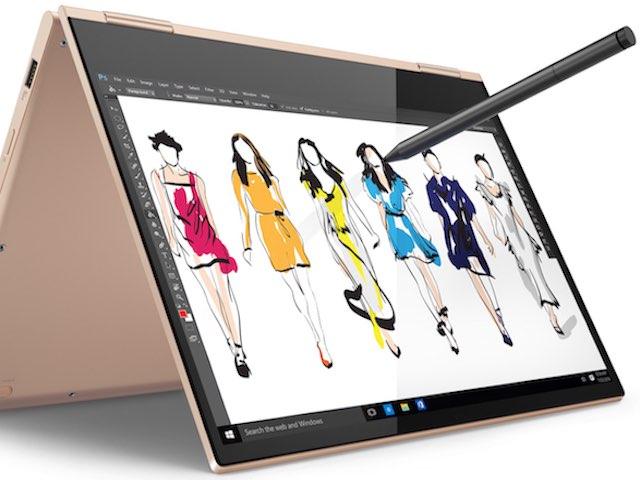 """Lenovo tung loạt máy tính mới với tùy chọn """"biến hình"""", loa JBL xịn"""