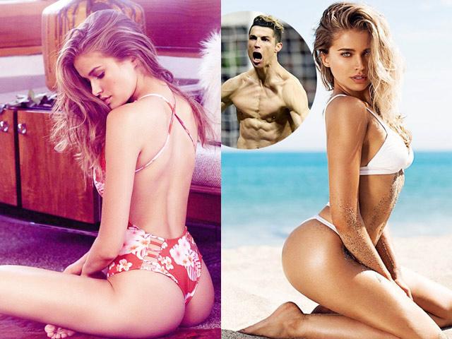 4 người mẫu tuyên bố tặng tình 1 đêm cho CR7, Neymar