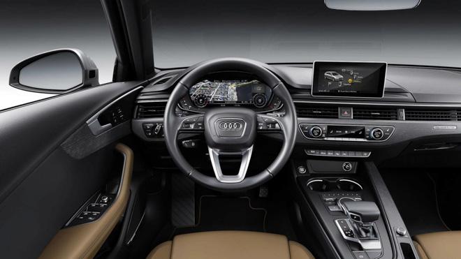 Audi A4 2019 chính thức công bố hình ảnh thực tế: Thể thao và mạnh mẽ hơn - 10