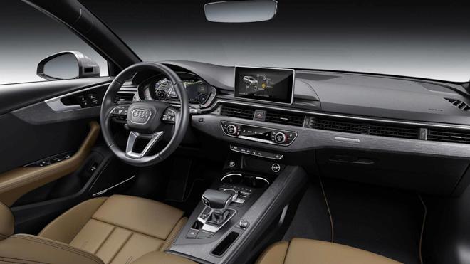 Audi A4 2019 chính thức công bố hình ảnh thực tế: Thể thao và mạnh mẽ hơn - 4