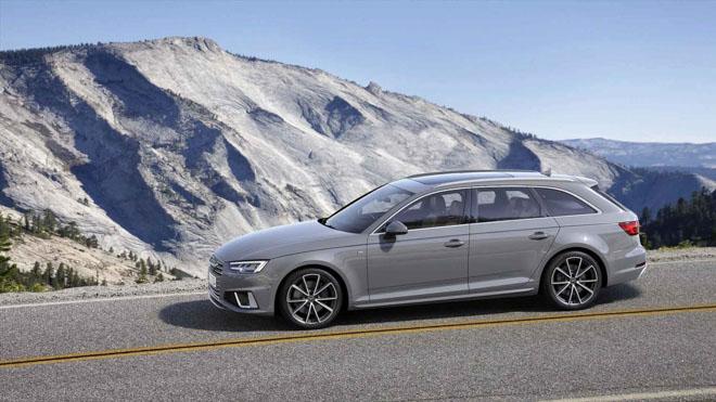 Audi A4 2019 chính thức công bố hình ảnh thực tế: Thể thao và mạnh mẽ hơn - 11
