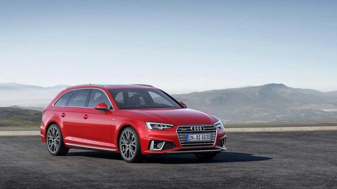 Audi A4 2019 chính thức công bố hình ảnh thực tế: Thể thao và mạnh mẽ hơn - 12