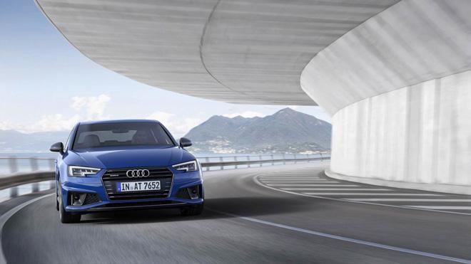Audi A4 2019 chính thức công bố hình ảnh thực tế: Thể thao và mạnh mẽ hơn - 2