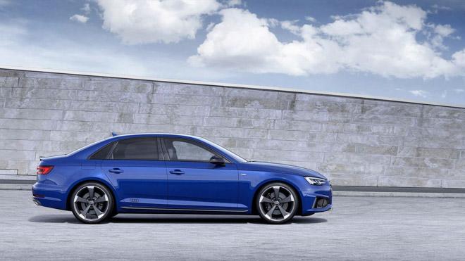 Audi A4 2019 chính thức công bố hình ảnh thực tế: Thể thao và mạnh mẽ hơn - 7