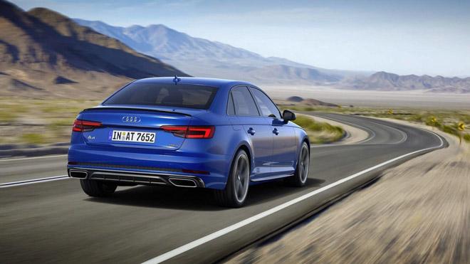 Audi A4 2019 chính thức công bố hình ảnh thực tế: Thể thao và mạnh mẽ hơn - 3