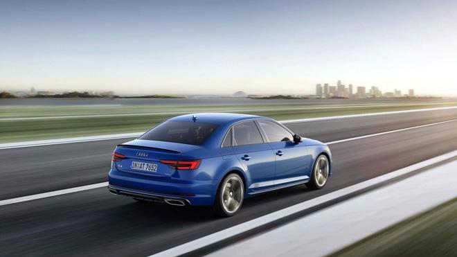 Audi A4 2019 chính thức công bố hình ảnh thực tế: Thể thao và mạnh mẽ hơn - 8