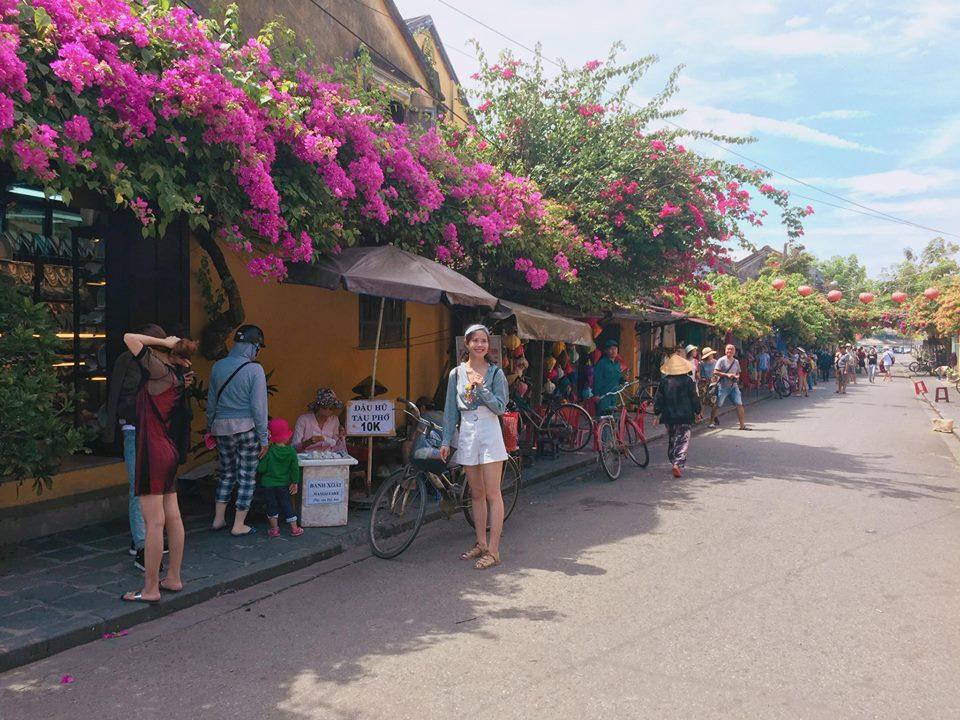 Trải nghiệm đạp xe dạo quanh phố cổ Hội An - 9