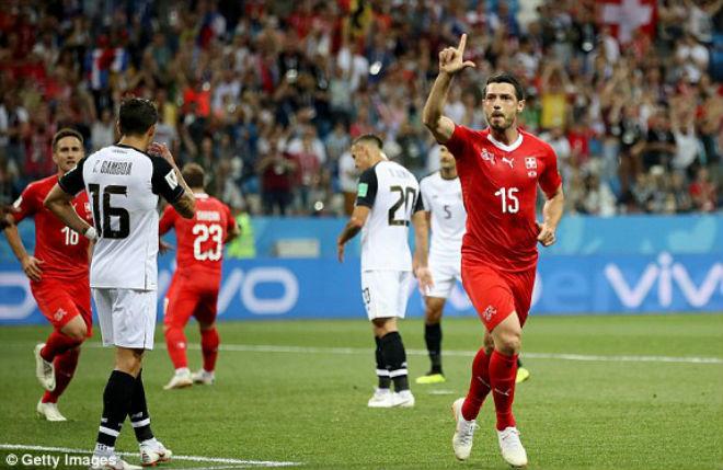 Thụy Sĩ - Costa Rica: Kịch bản khó ngờ, bùng nổ phút cuối (World Cup 2018) - 1