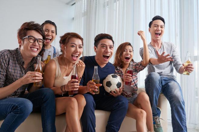 Đừng để những cơn đau bụng làm gián đoạn trận bóng mùa World cup - 1