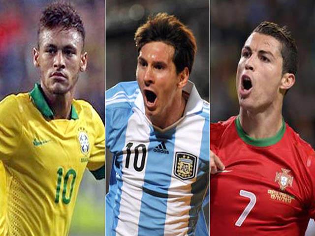 """""""Đại họa"""" World Cup: 6 ông lớn """"nhánh tử thần"""", hỗn chiến Messi- Ronaldo - Neymar"""
