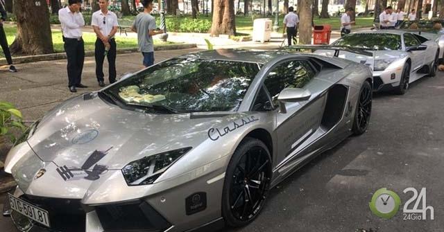 Soi chi tiết dàn siêu xe sắp đi xuyên Việt của vua cafe Trung Nguyên