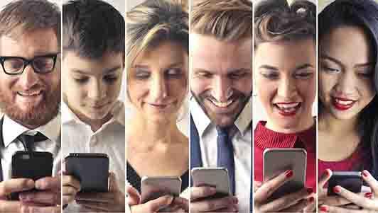 """Điều gì xảy ra với não bộ khi bạn """"dán mắt"""" vào smartphone? - 1"""