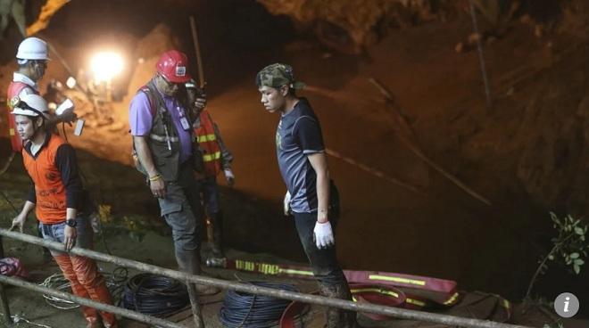 Thái Lan: Vì sao đội bóng mất tích không dấu vết trong hang động? - 1