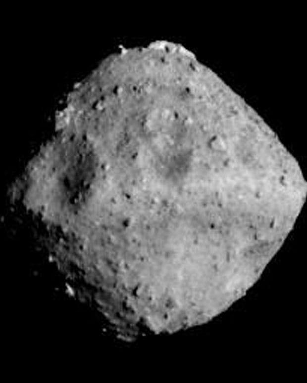 Nhật Bản biến tiểu hành tinh cách 300 triệu km thành thuộc địa? - 1