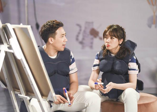 """Hari Won khóc: """"Tôi làm gì cũng sai, chỉ lấy Trấn Thành là không sai"""" - 1"""