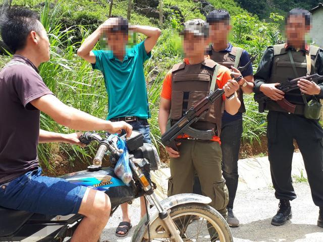 Trùm ma túy khét tiếng ở Lóng Luông có 7 tay súng bảo vệ, sẵn sàng liều chết