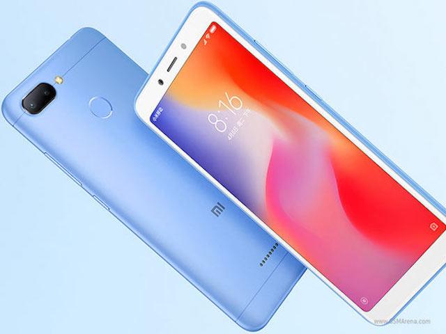 Xiaomi giới thiệu bộ đôi smartphone Redmi 6 và 6A ra thị trường Việt Nam