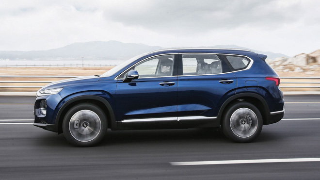 Hyundai công bố giá bán SantaFe 2019: Dự kiến về Việt Nam hơn 1 tỷ đồng - 2