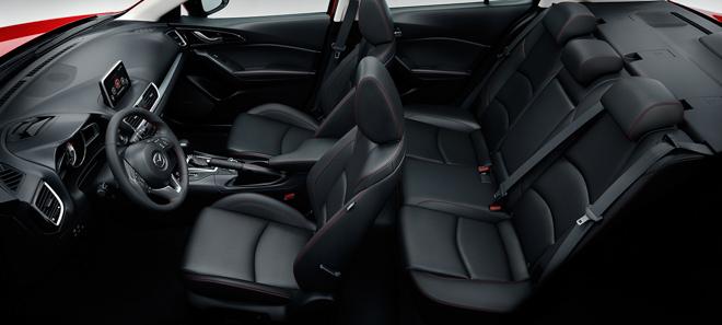 So sánh Mazda 3 phiên bản 1.5L và 2.0L: Khác biệt gì khi chênh lệch hơn 90 triệu đồng? - 4