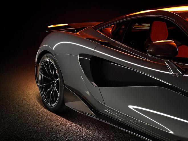 McLaren chính thức ra mắt thành viên mới nhất McLaren 600LT - 12