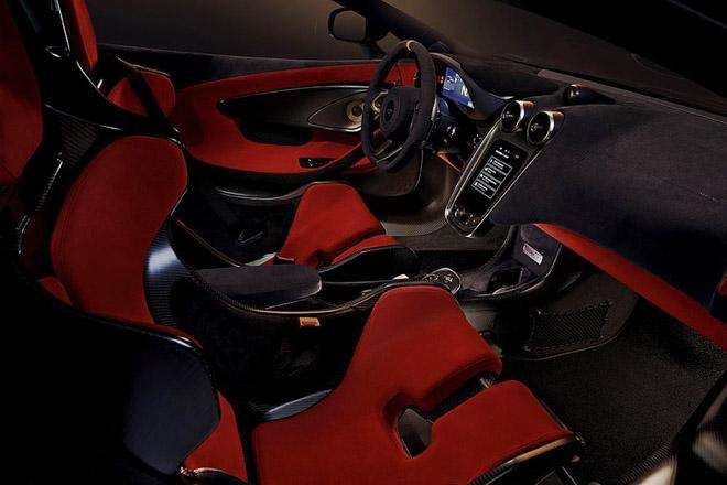 McLaren chính thức ra mắt thành viên mới nhất McLaren 600LT - 6