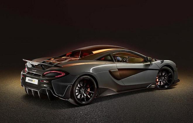 McLaren chính thức ra mắt thành viên mới nhất McLaren 600LT - 2