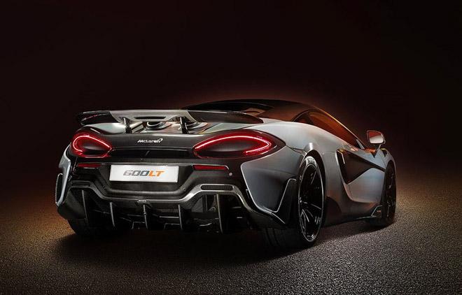 McLaren chính thức ra mắt thành viên mới nhất McLaren 600LT - 8