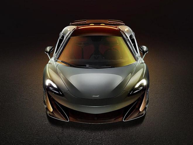 McLaren chính thức ra mắt thành viên mới nhất McLaren 600LT - 3