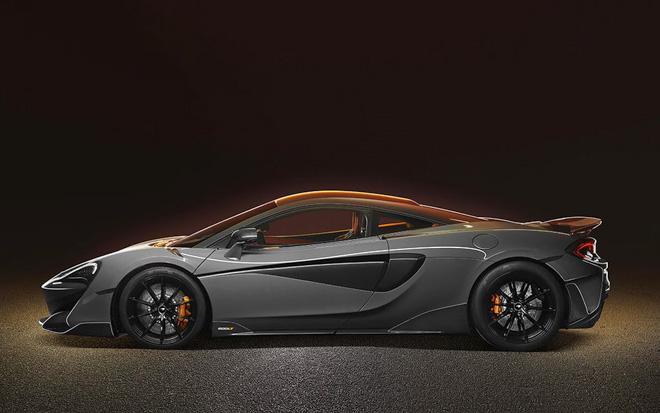 McLaren chính thức ra mắt thành viên mới nhất McLaren 600LT - 9