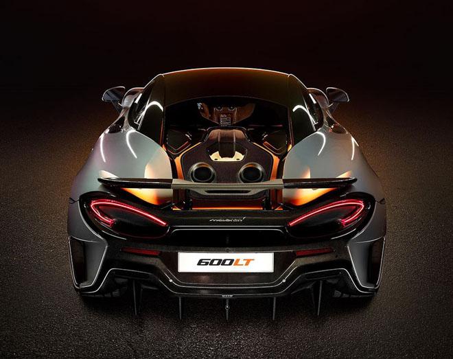 McLaren chính thức ra mắt thành viên mới nhất McLaren 600LT - 10