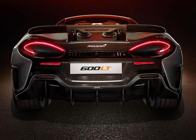 McLaren chính thức ra mắt thành viên mới nhất McLaren 600LT - 11
