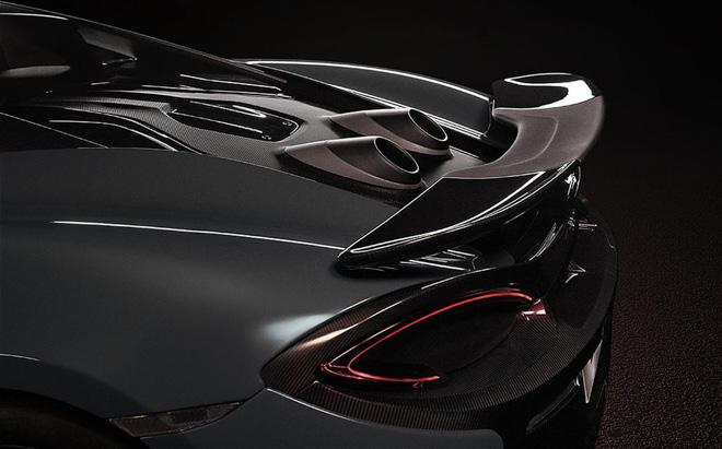 McLaren chính thức ra mắt thành viên mới nhất McLaren 600LT - 4