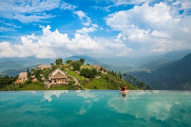 6 bể bơi vô cực tuyệt đẹp ở Việt Nam trải dài từ Bắc vào Nam - 2