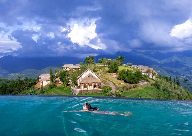 6 bể bơi vô cực tuyệt đẹp ở Việt Nam trải dài từ Bắc vào Nam - 3