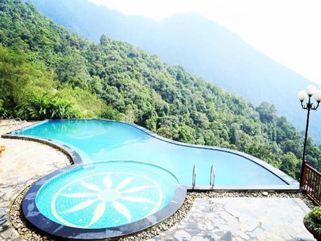 6 bể bơi vô cực tuyệt đẹp ở Việt Nam trải dài từ Bắc vào Nam - 4