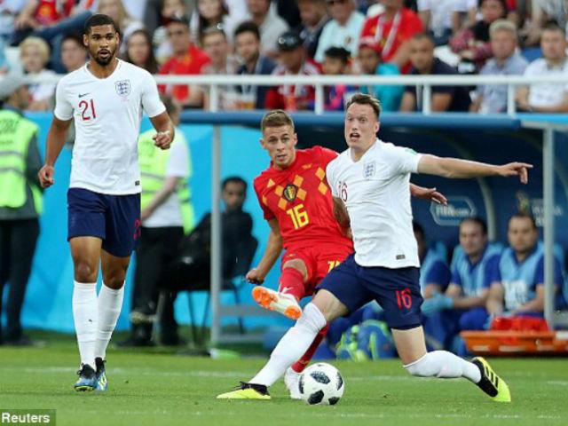 Video, kết quả bóng đá Anh - Bỉ: Tấn công không toan tính (World Cup 2018)