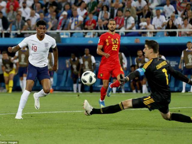 Bảng xếp hạng nóng bỏng World Cup: Bỉ hẹn Brazil tứ kết, Nhật Bản vào lịch sử