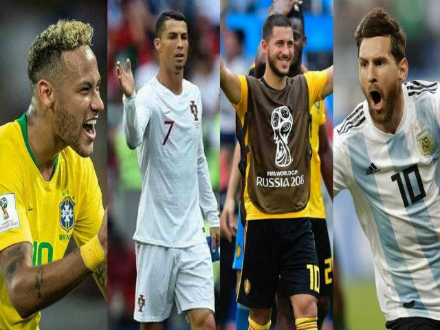 """16 anh hào vào vòng 1/8 World Cup: Dự đoán """"ông trùm"""" nào dễ ăn nhất?"""