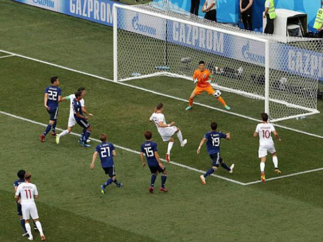"""Chỉ số """"lạ"""" giúp Nhật Bản vào sâu trong World Cup: Bóng đá đẹp sẽ lên ngôi?"""