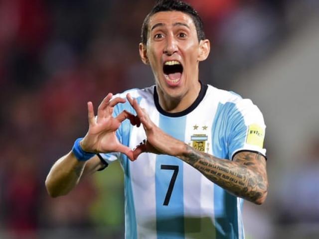 Argentina – Messi bế tắc, Di Maria nã siêu đại bác xé toang lưới Pháp