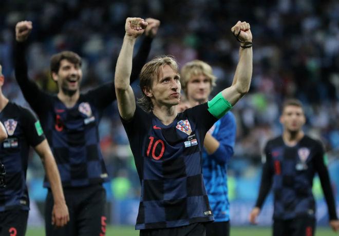 """World Cup, Croatia - Đan Mạch: Uy lực siêu sao, """"lính chì"""" sa cơ - 1"""