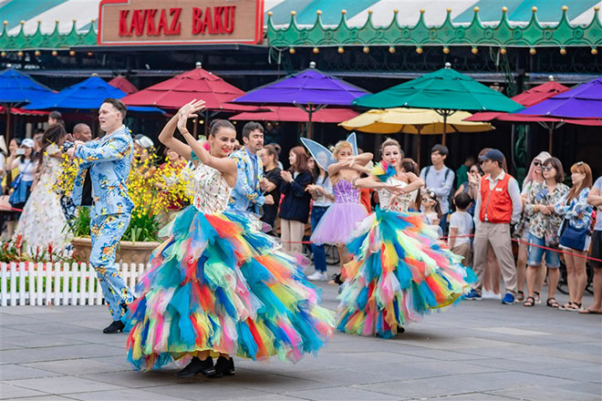 """""""Disneyland Việt Nam"""" đã tạo nên cú hích cho du lịch Đà Nẵng như thế nào? - 2"""