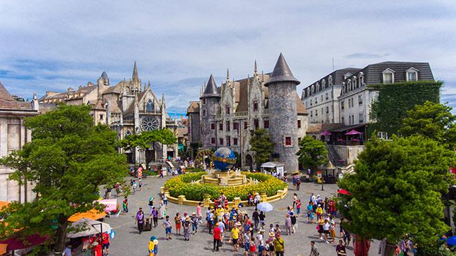 """""""Disneyland Việt Nam"""" đã tạo nên cú hích cho du lịch Đà Nẵng như thế nào? - 3"""