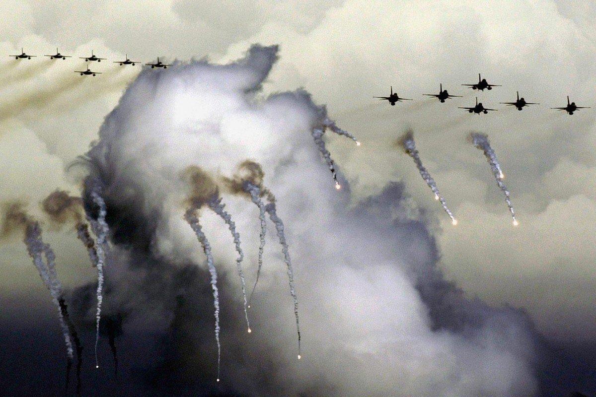 """Căng thẳng Mỹ-Trung sẽ """"bùng nổ"""" vì Đài Loan? - 1"""