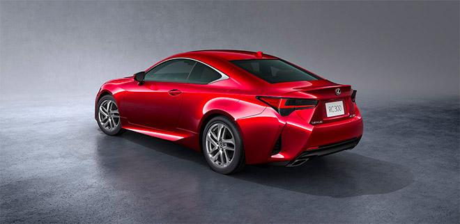 Lexus RC300 2019 đã có mặt tại hai đại lý chính hãng với giá từ 3,27 tỷ đồng - 3