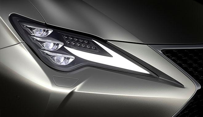 Lexus RC300 2019 đã có mặt tại hai đại lý chính hãng với giá từ 3,27 tỷ đồng - 7