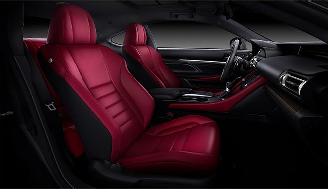 Lexus RC300 2019 đã có mặt tại hai đại lý chính hãng với giá từ 3,27 tỷ đồng - 4