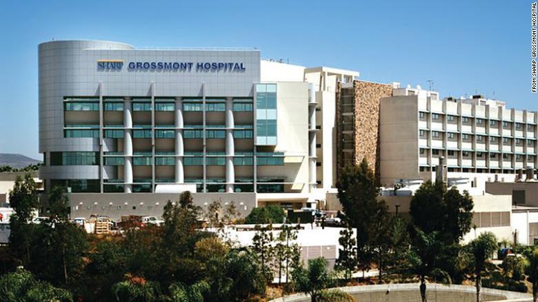 Bệnh viện chuyên sâu ở trung tâm thành phố Mỹ