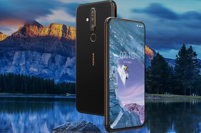 Xuất hiện Nokia X71 với 3 camera sau, đẹp lịch lãm - 1
